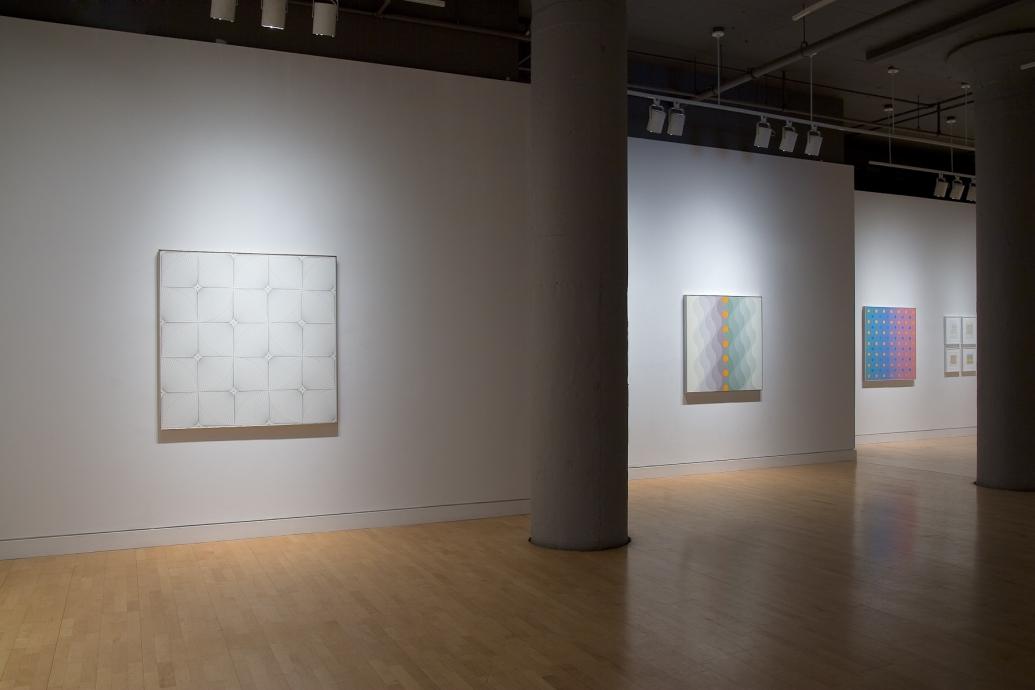 Edna Andrade Toward Infinity Locks Gallery