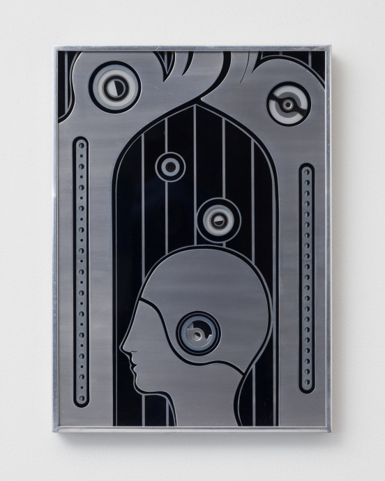 Thomas Chimes Untitled Metal Box Locks Gallery