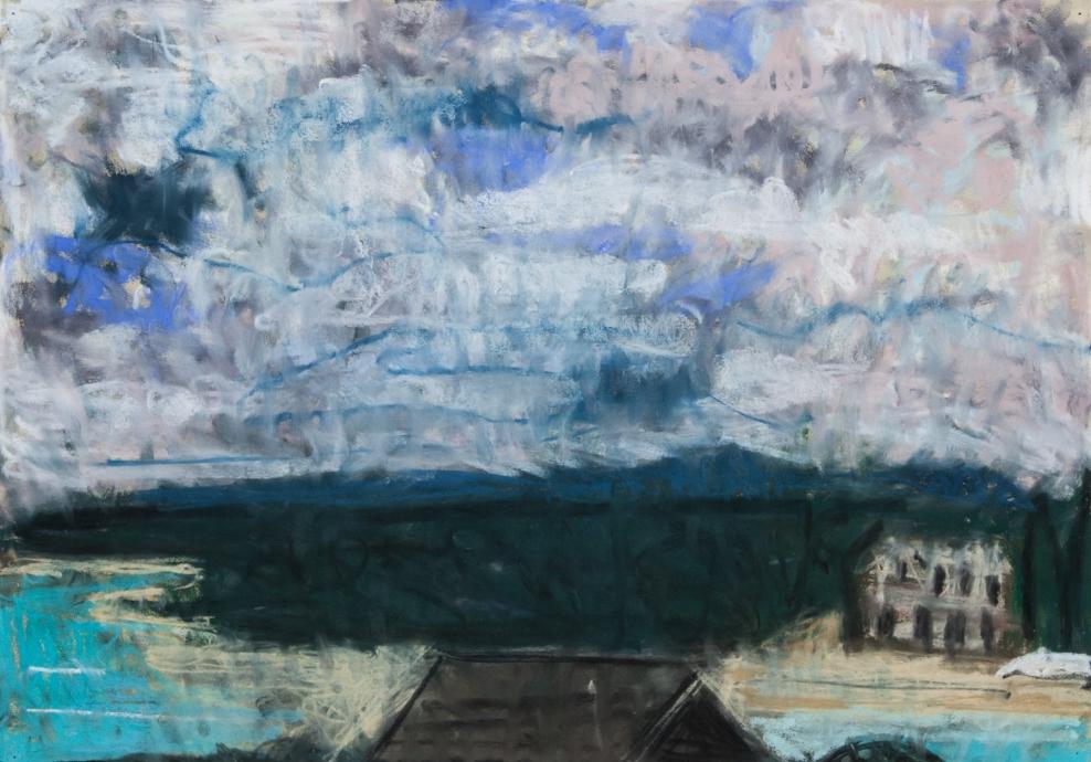 Jennifer Bartlett Locks Gallery pastel