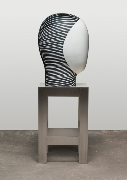 Jun Kaneko Head Locks Gallery