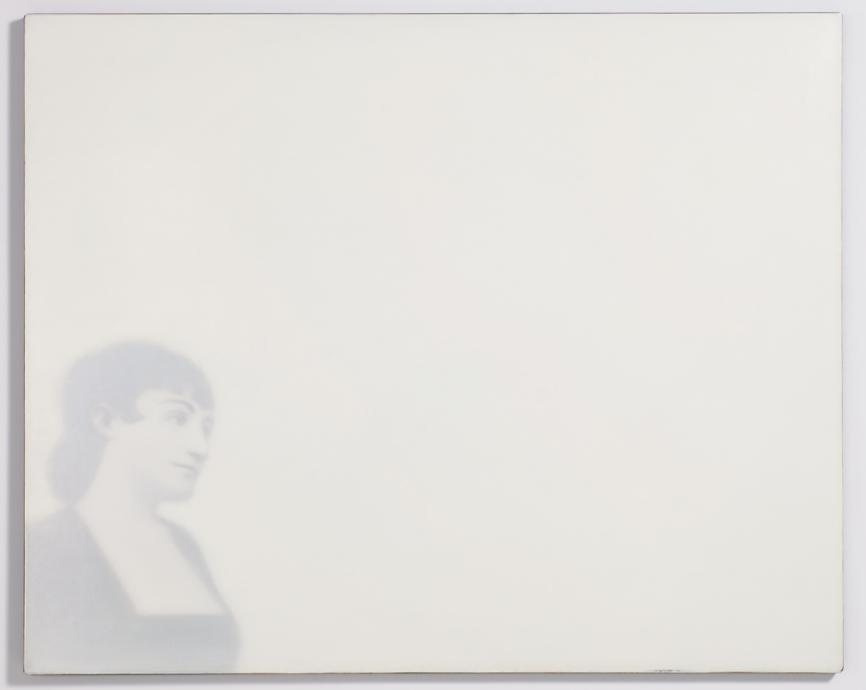 Thomas Chimes white painting Rachilde