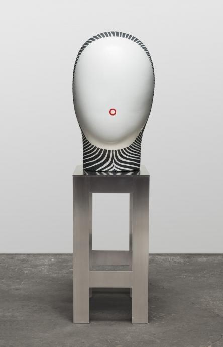 Jun Kaneko Head Locks Gallery