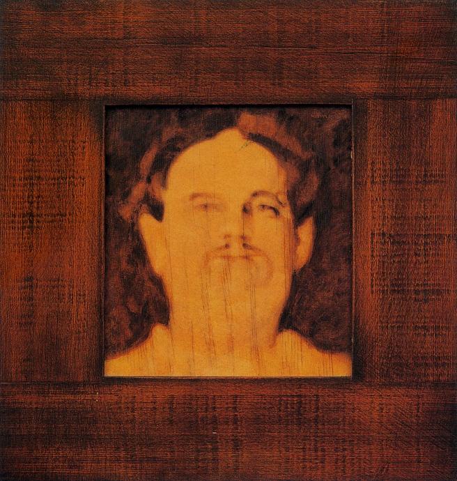 Thomas Chimes jarry ubu portrait Locks Gallery