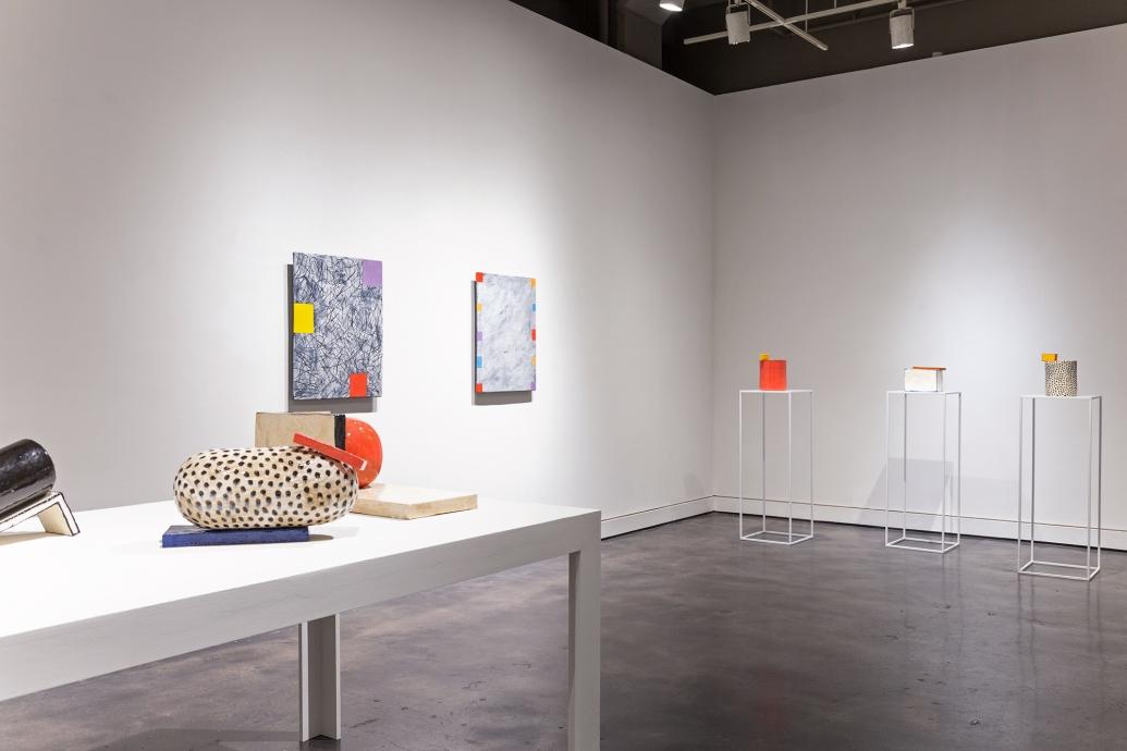 Jun Kaneko, New Works, Locks Gallery