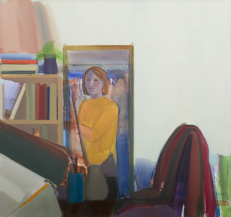 Elizabeth Osborne Figurative '60s Locks Gallery