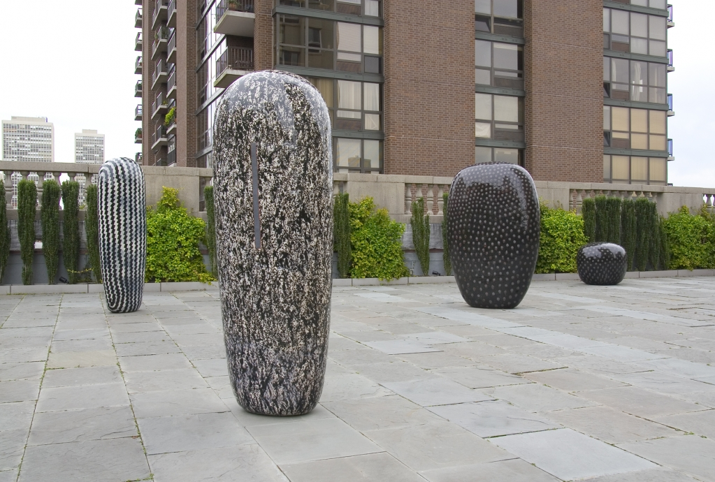 Jun Kaneko Dangos Locks Gallery