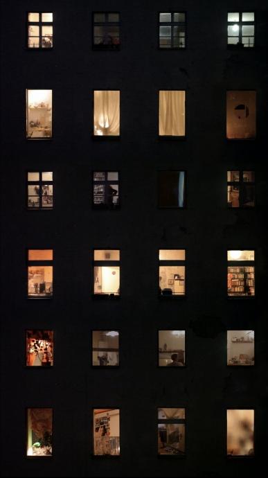 Eve Sussman Simon Lee Locks Gallery