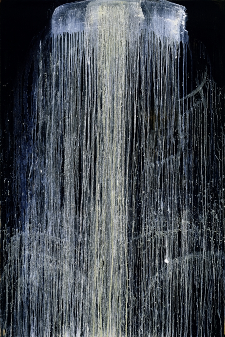 Pat Steir Locks Gallery Untitled 1992-2003