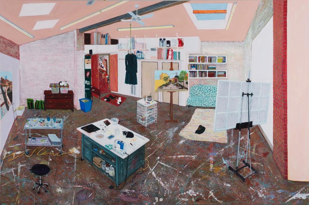 Sarah McEneaney Studio