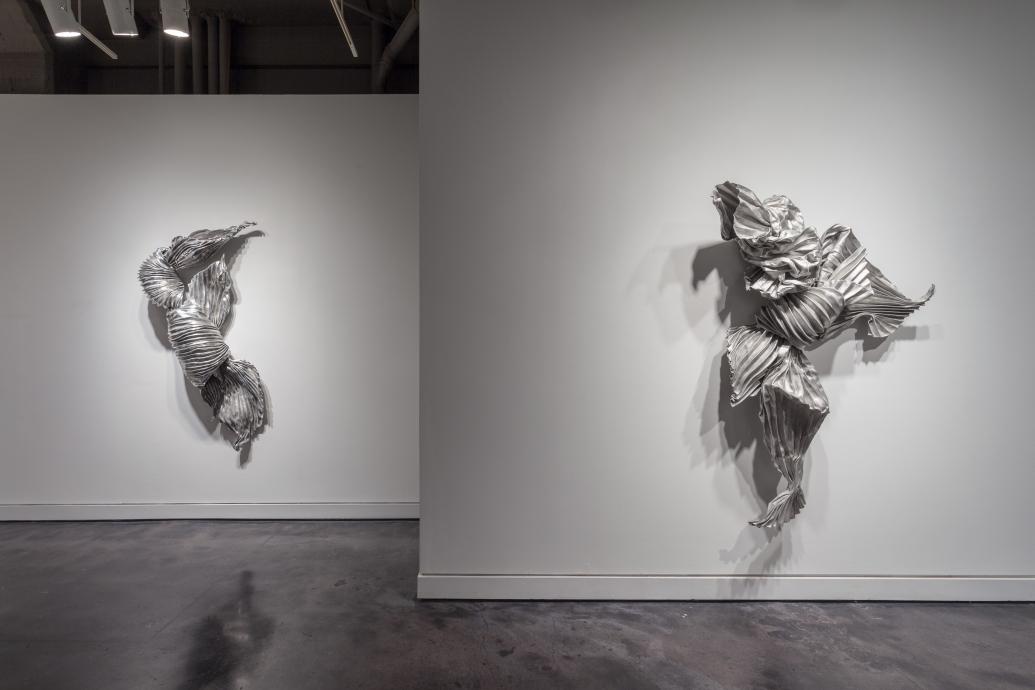 Lynda Benglis Everything Flows Locks Gallery