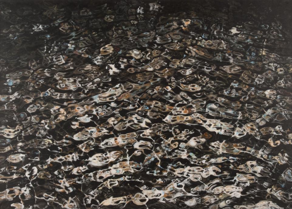 Kate Bright Locks Gallery painting