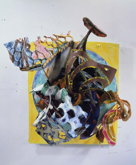 Locks Gallery Frank Stella