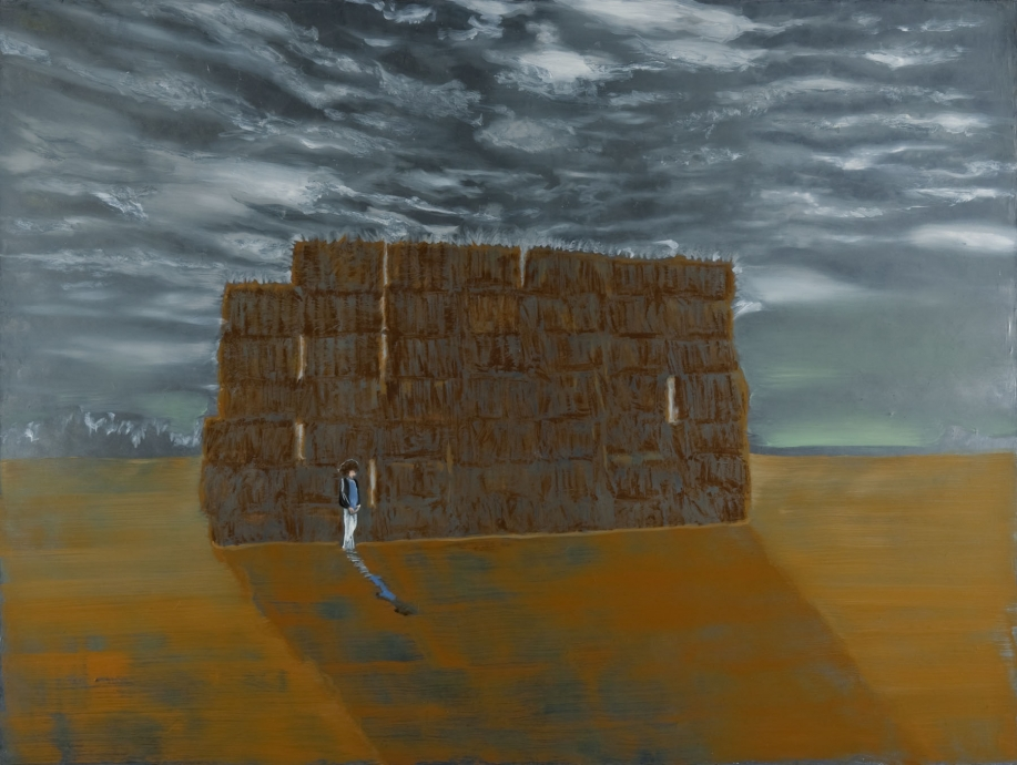 New Light 21st Century haystack #3 Ena Swansea Locks Gallery