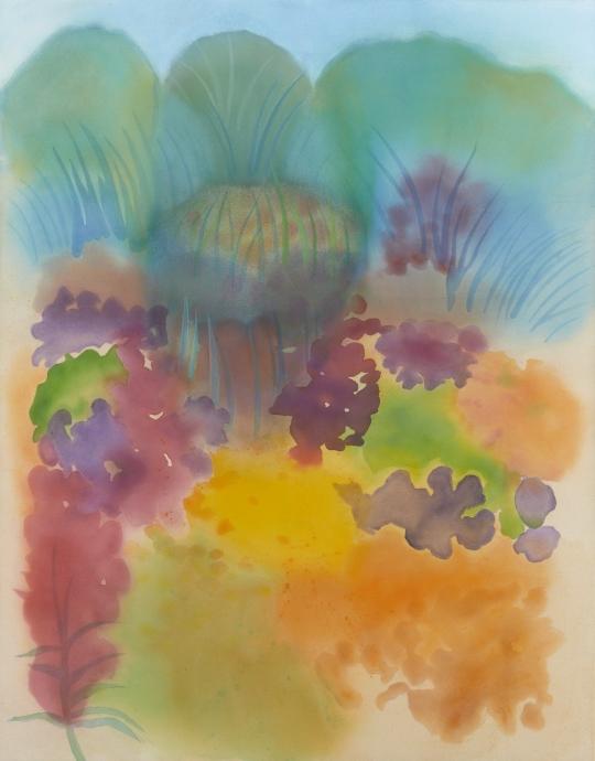 Elizabeth Osborne Garden Tea Hill 2