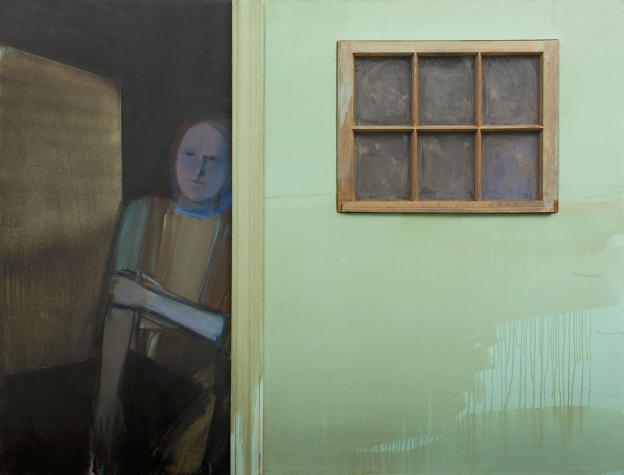 Elizabeth Osborne Figurative '60s Locks Gallery