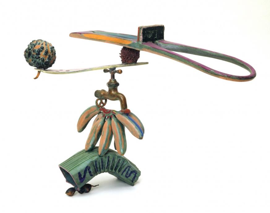 Nancy Graves Locks Gallery