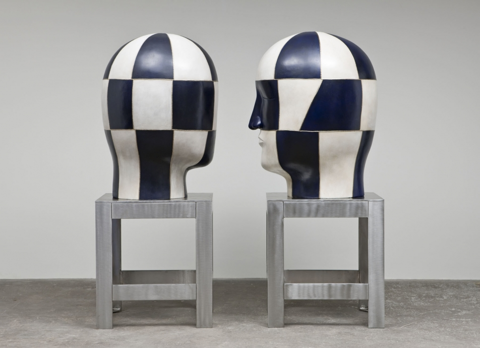 Jun Kaneko Locks Gallery head