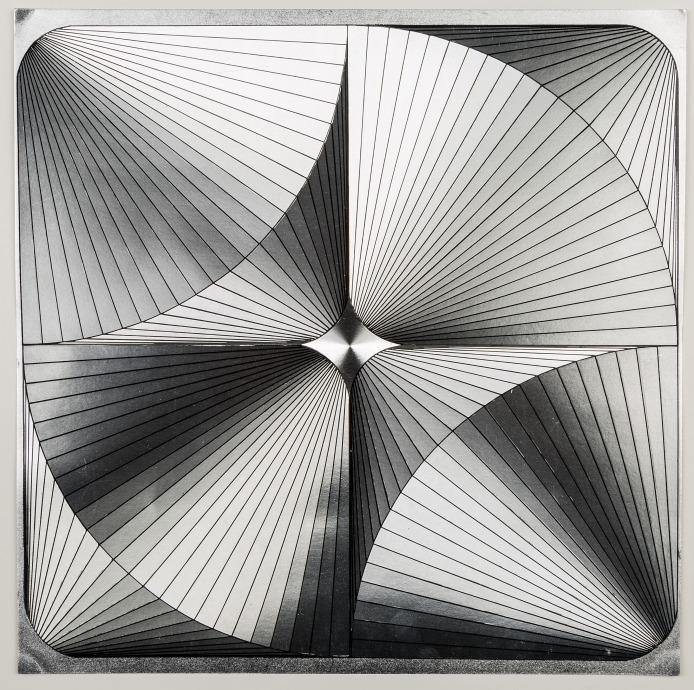 Edna Andrade: Prints Locks Gallery