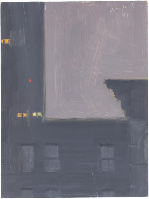 Alex Katz Locks Gallery