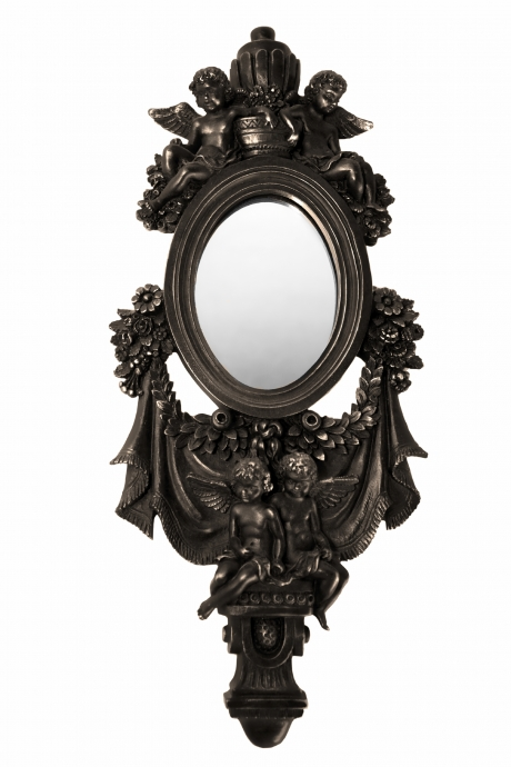 Stuart Netsky Smoke and Mirrors Locks Gallery Mirror II