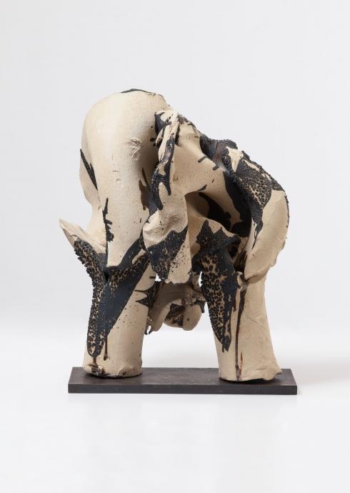 Lynda Benglis ceramic Locks Gallery