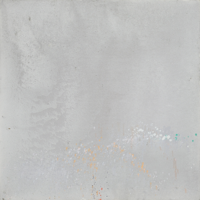 Pat Steir Fog in the East 1