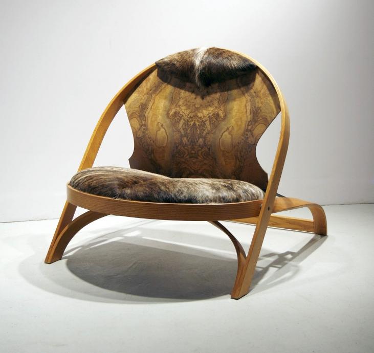 Locks Gallery Edition/Addition Richard Artschwager Chair/Chair