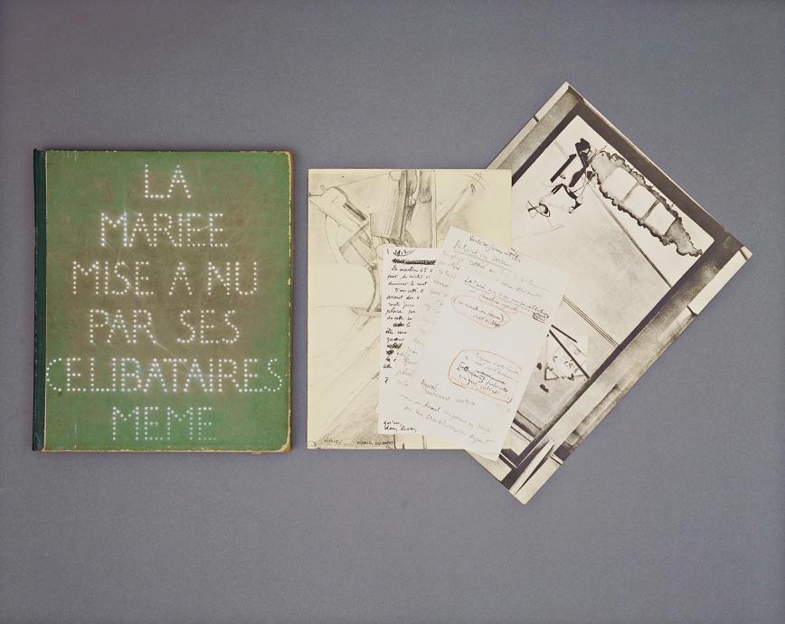 Marcel Duchamp Bride