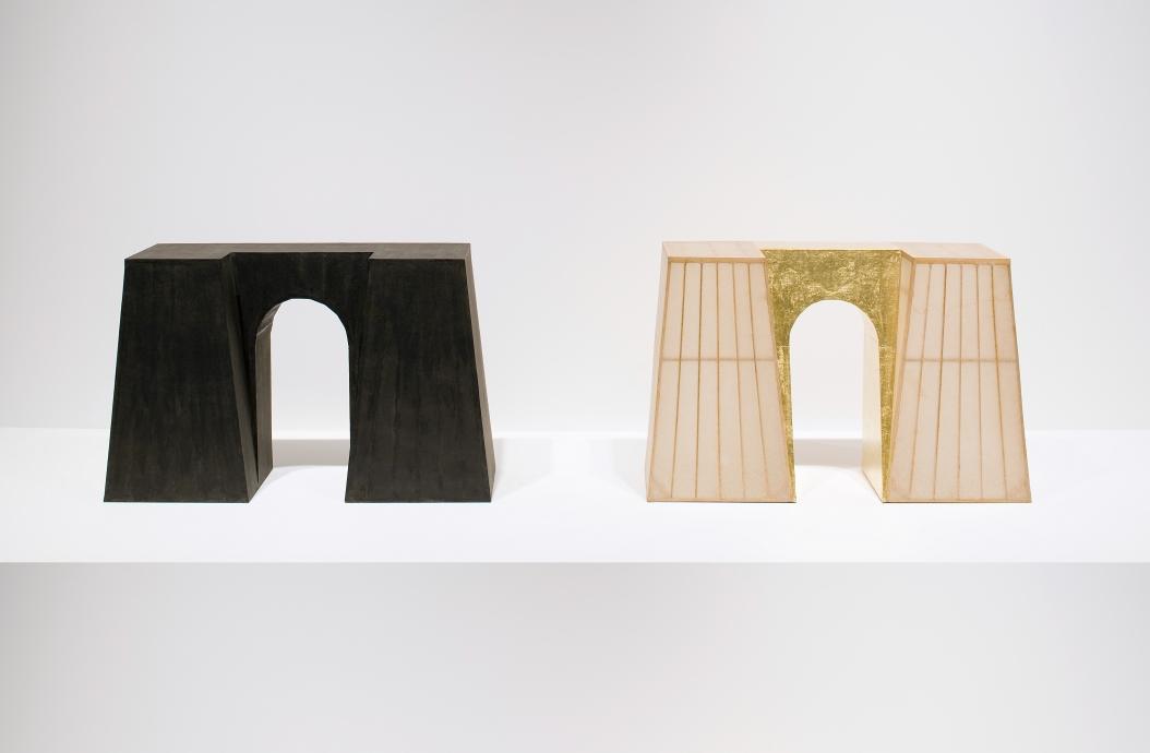 Bryan Hunt Locks Gallery Monuments and Wonders 1974-79