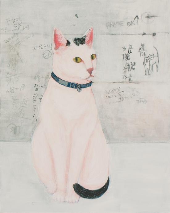 Sarah McEneaney Locks Gallery Painting Irving