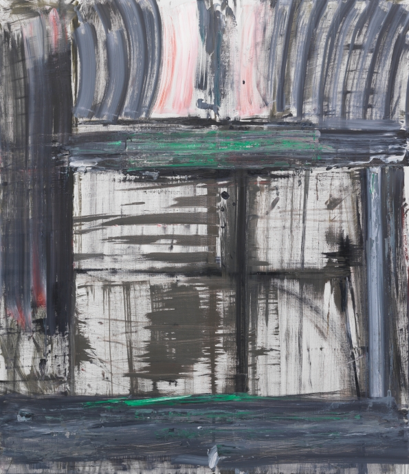 Louise Fishman Image and Witness