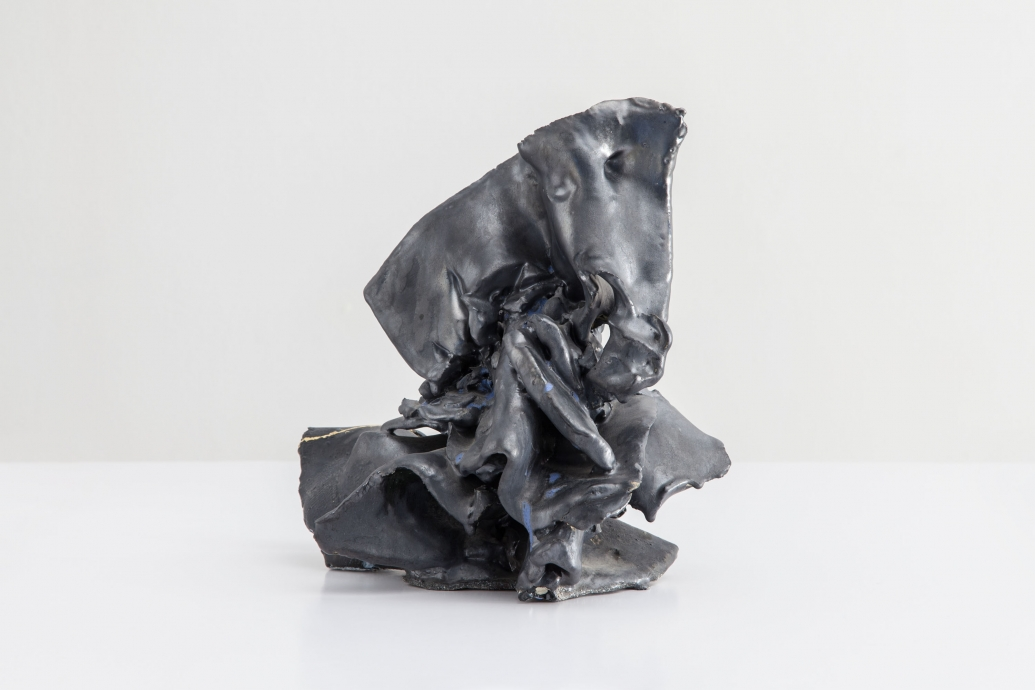 Lynda Benglis ceramic Locks Gallery