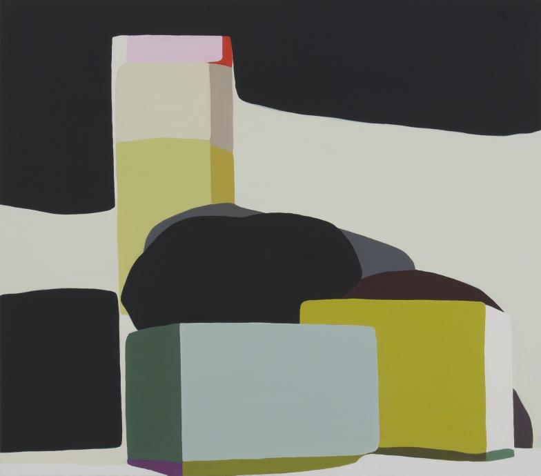 Louise Belcourt Locks Gallery Painting Mound #18
