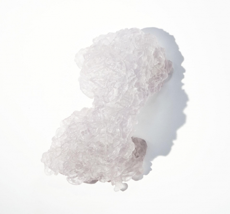 Lynda Benglis Locks Gallery Cloud Shadow I
