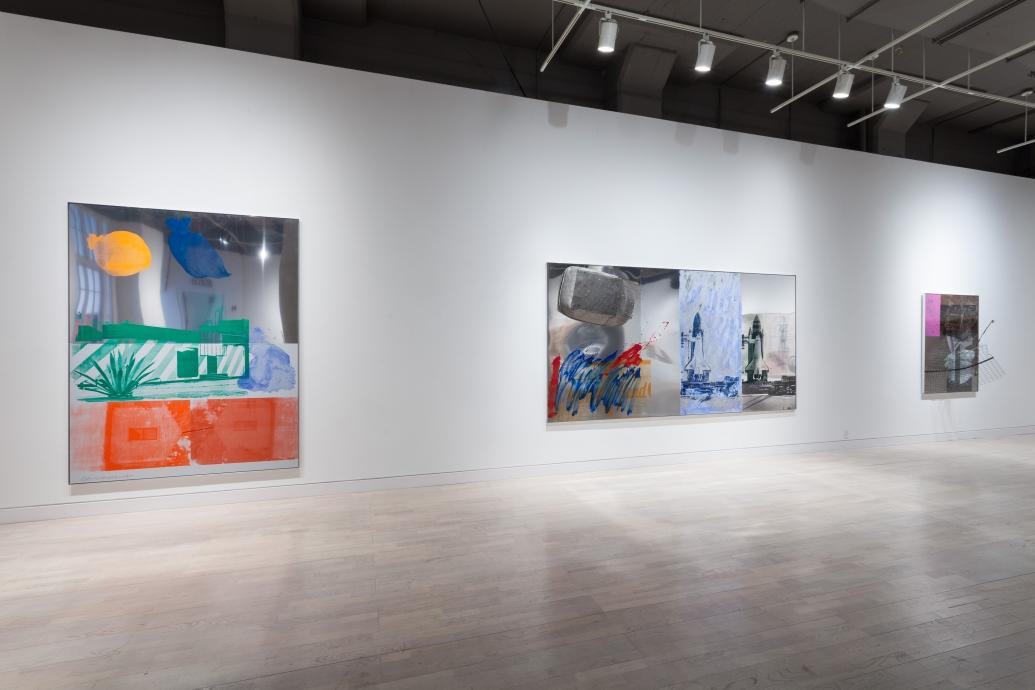 Robert Rauschenberg Locks Gallery
