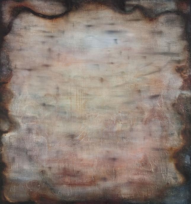 Neysa Grassi painting Locks Gallery