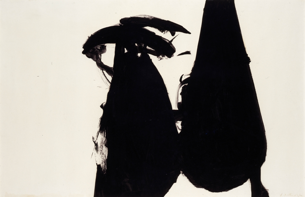 Robert Motherwell Drawing Locks Gallery