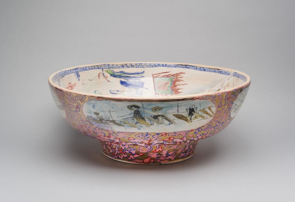 Jane Irish ceramic Locks Gallery