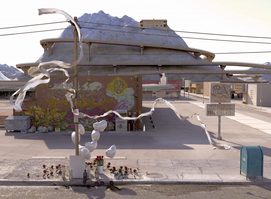 Tim Portlock Locks Gallery San Bernardino