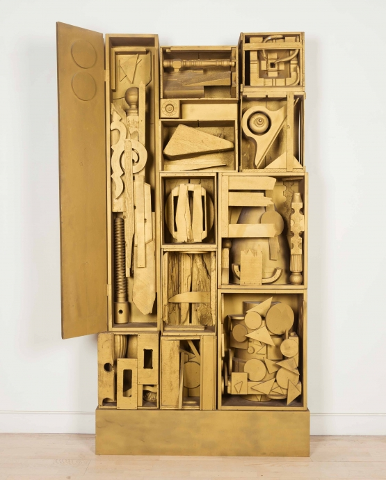 Louise Nevelson Locks Gallery Royal Winds I