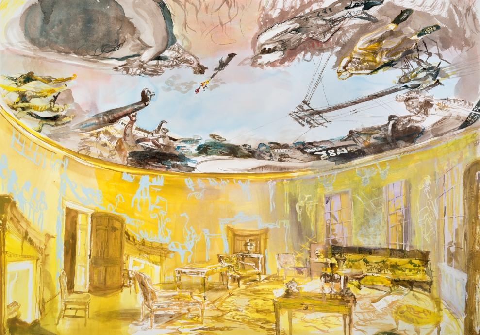 Locks Gallery Jane Irish Lemon Hill