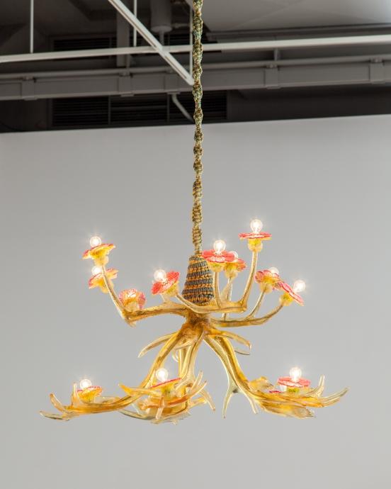 Virgil Marti chandelier Locks Gallery