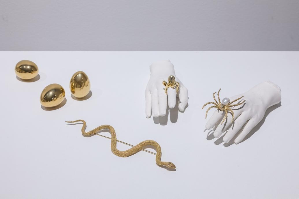 Rob Wynne A Golden Age Locks Gallery