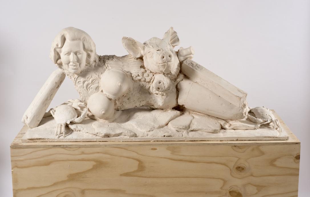 Marcus Harvey Locks Gallery
