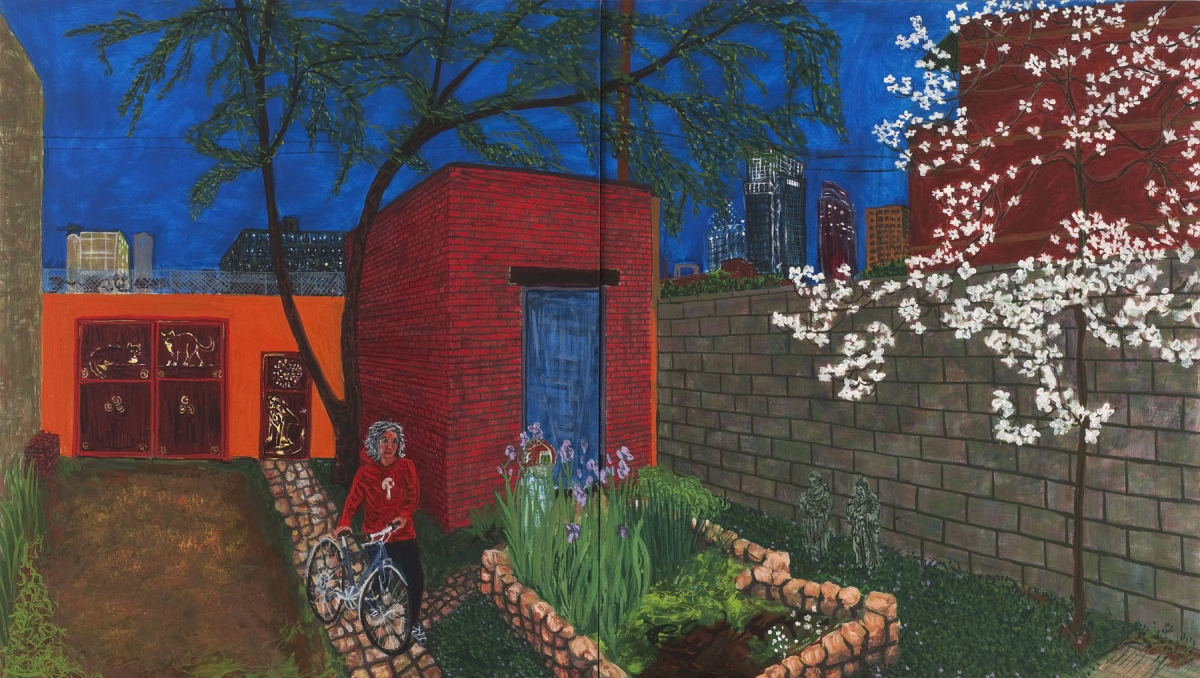 Sarah McEneaney Locks Gallery