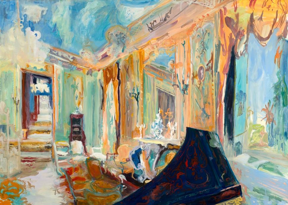 Villa Whitaker Malfitano Jane Irish Locks Gallery