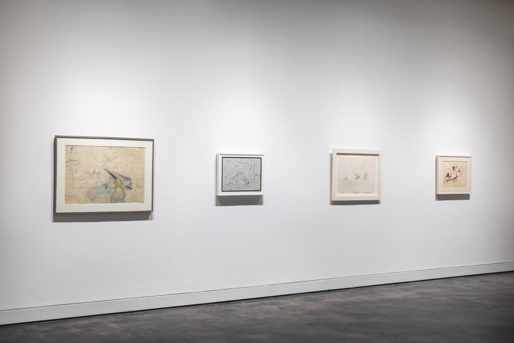 Willem de Kooning Locks Gallery
