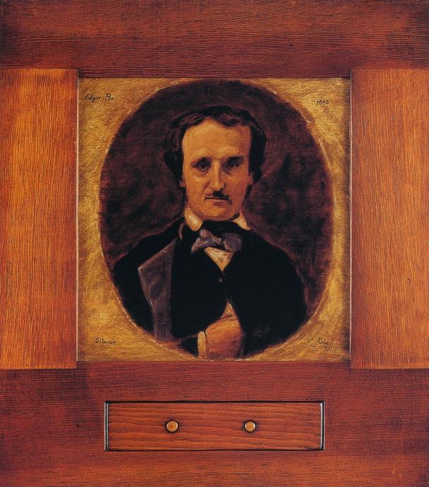 Thomas Chimes portrait Locks Gallery