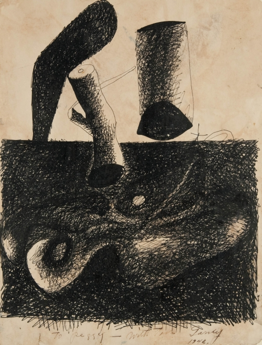 Drawing Locks Gallery Arshile Gorky