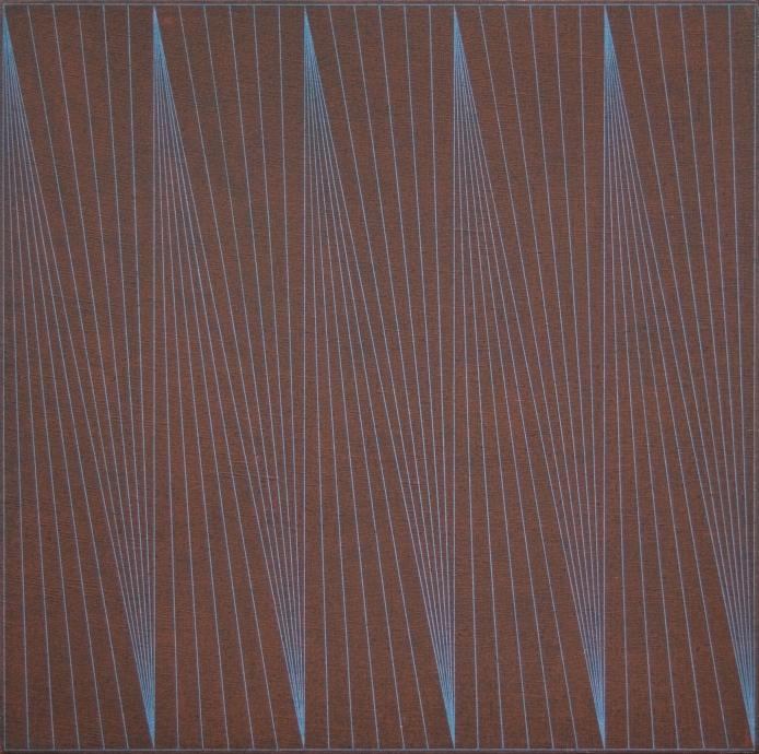 Edna Andrade Locks Gallery Tensor Series